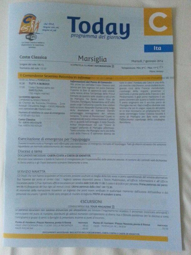 2014/01/07 - Marsiglia - Costa Classica-uploadfromtaptalk1389083500993-jpg