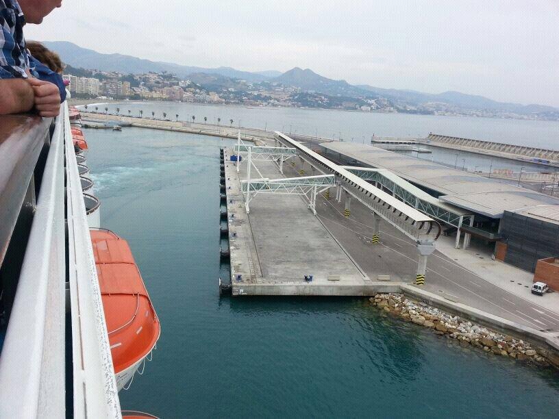 2014/01/10 - Malaga - Costa Classica-uploadfromtaptalk1389361535166-jpg