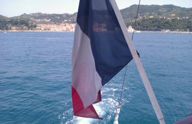 "2013/08/03 Veliero"" Le Ponant ""di Compagnie du Ponent-uploadfromtaptalk1375528835625-jpg"