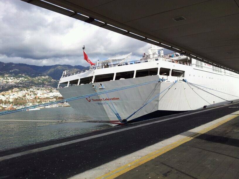 2014/01/13 - Funchal - Costa Classica-uploadfromtaptalk1389635899607-jpg