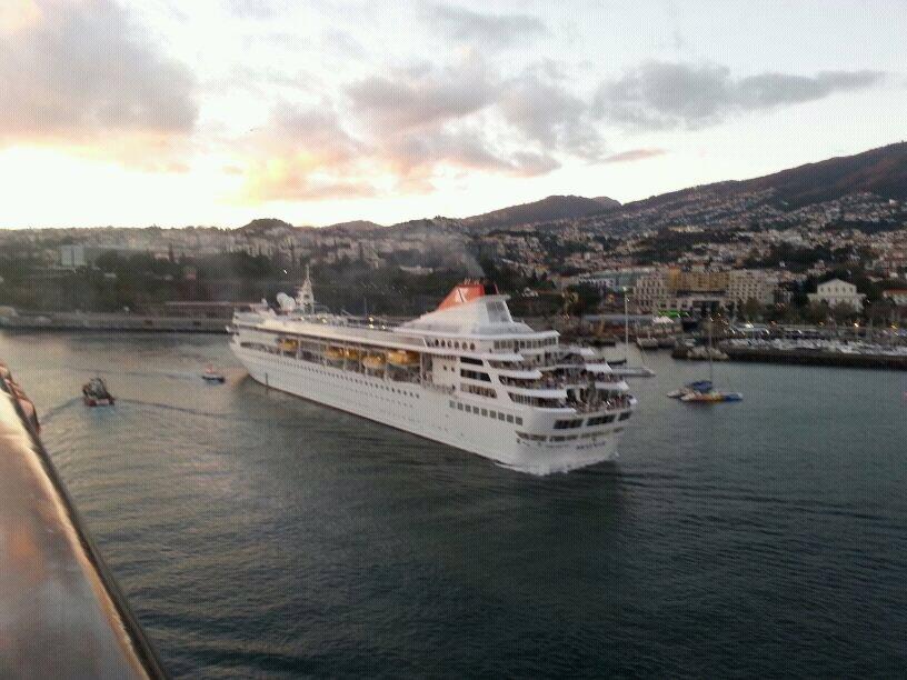 2014/01/13 - Funchal - Costa Classica-uploadfromtaptalk1389639944821-jpg