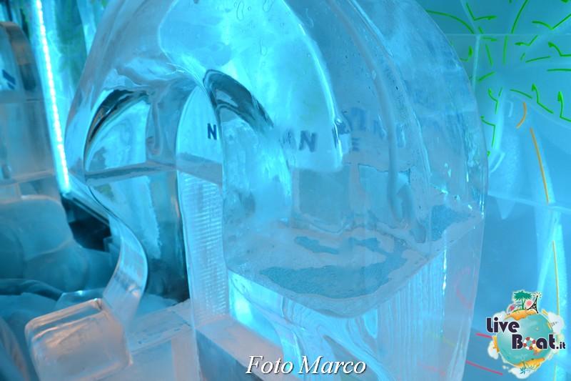 L'ice bar di Norwegian Getaway-04foto-norwegian-getaway-crociera-inaugurazione-liveboat-ultimategetaway-jpg