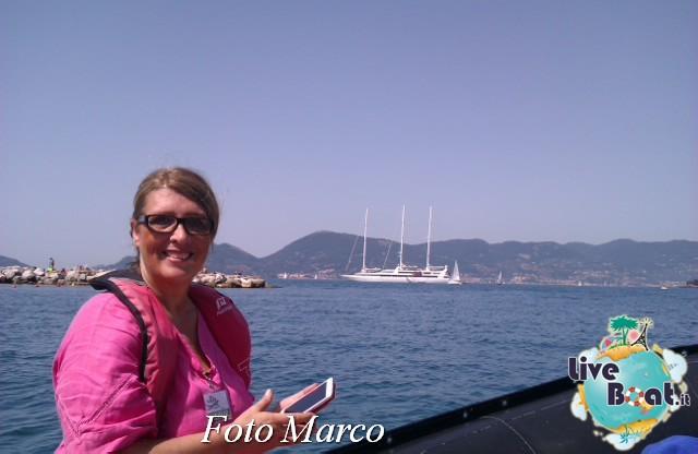 """2013/08/03 Veliero"""" Le Ponant """"di Compagnie du Ponent-20foto-liveboat-ponent-lerici-jpg"""