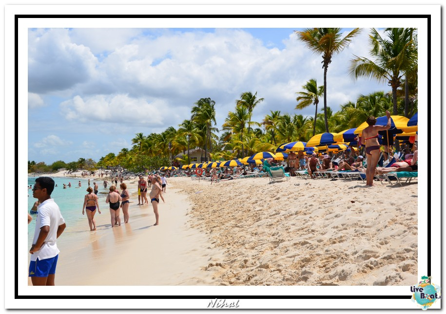 "Costa Luminosa ""Oceano - Caraibi"" 30/04 - 14/05/2012-islacatalina_liveboat_8-jpg"
