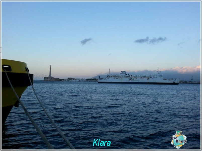 2014/02/14 Messina - Costa neoRomantica, Mediterraneo Antico-foto-costaneoromantica-direttaliveboat-crociere-5-jpg