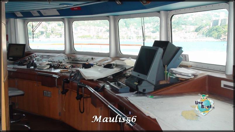 """2013/08/03 Veliero"""" Le Ponant """"di Compagnie du Ponent-foto-34velieroleponent-liveboatcrociere-jpg"""