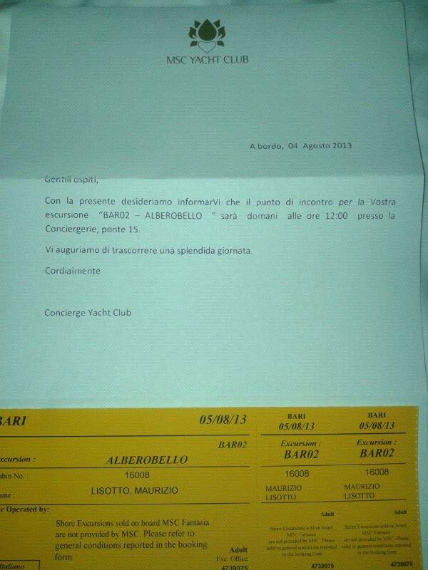 2013/08/05 MSC Fantasia BARI-uploadfromtaptalk1375684842024-jpg