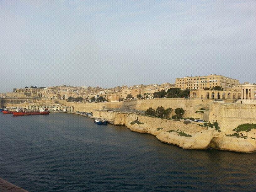 2014/02/20 La Valletta - Costa neoRomantica, Medit. Antico-uploadfromtaptalk1392915777613-jpg