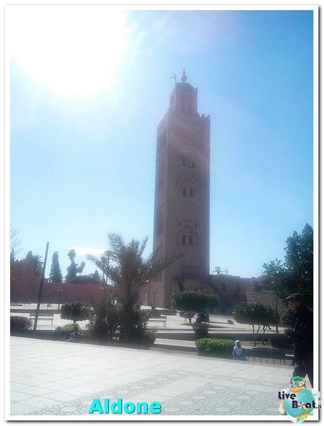 """Costa Serena """"Oltre le Colonne d'Ercole"""" 28/01-09/02/2014-costa-serena-marrakesh-forum-liveboat-4-jpg"""