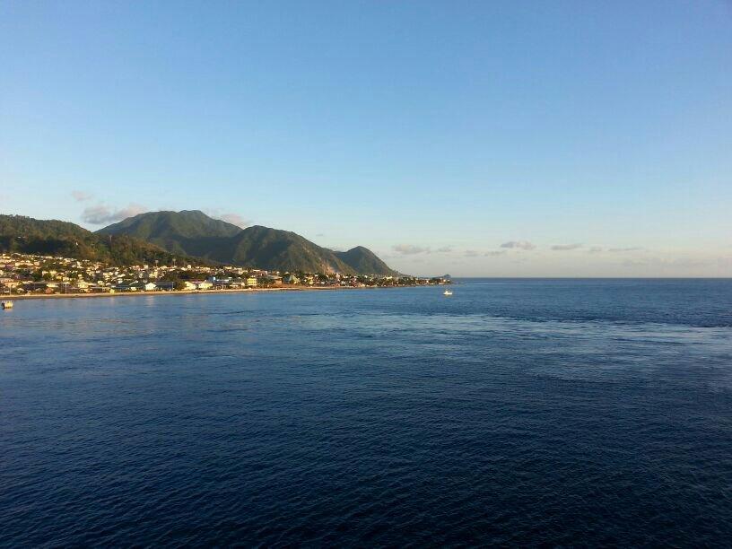 2014/03/25 - Roseau - Costa Mediterranea-uploadfromtaptalk1395790847976-jpg