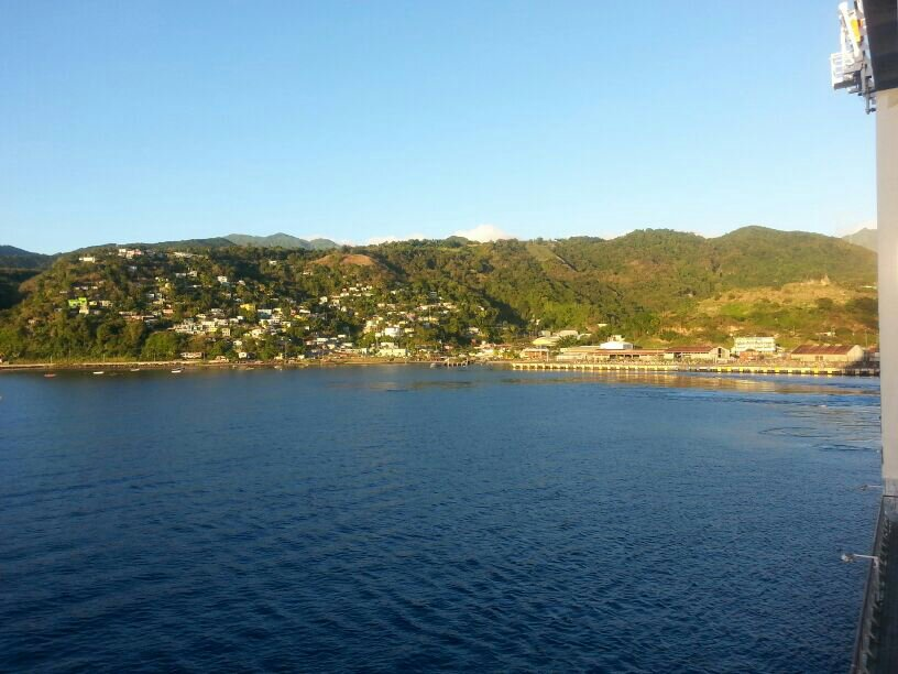 2014/03/25 - Roseau - Costa Mediterranea-uploadfromtaptalk1395790865191-jpg