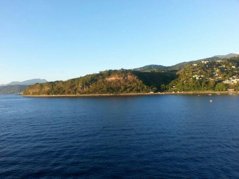 2014/03/25 - Roseau - Costa Mediterranea-uploadfromtaptalk1395790917628-jpg