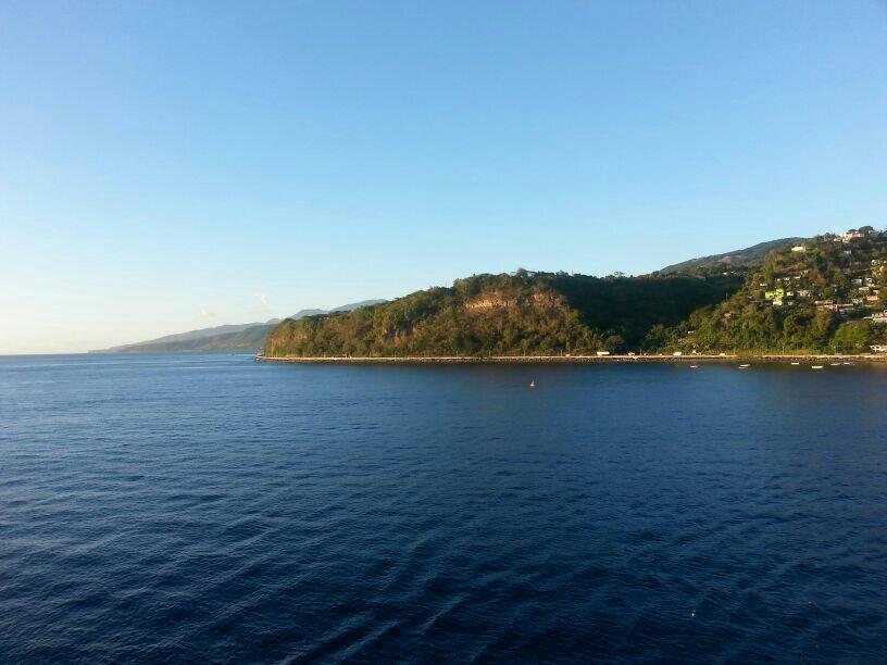 2014/03/25 - Roseau - Costa Mediterranea-uploadfromtaptalk1395790939355-jpg