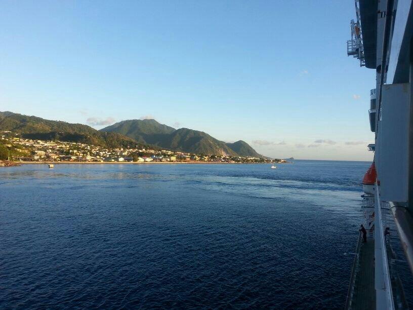 2014/03/25 - Roseau - Costa Mediterranea-uploadfromtaptalk1395790998110-jpg