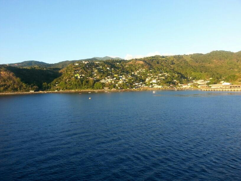 2014/03/25 - Roseau - Costa Mediterranea-uploadfromtaptalk1395791018327-jpg
