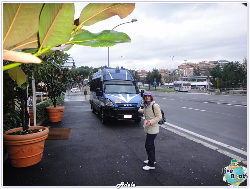 """""""Le Perle del caribe"""" Costa Mediterranea 30/01/11-06/02/11-foto-partenza-leperledelcaribe-forumcrociereliveboat-6-jpg"""