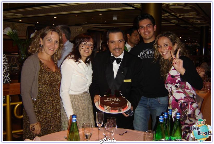 """Le Perle del caribe"" Costa Mediterranea 30/01/11-06/02/11-foto-torta-leperledelcaribe-forumcrociereliveboat-2-jpg"