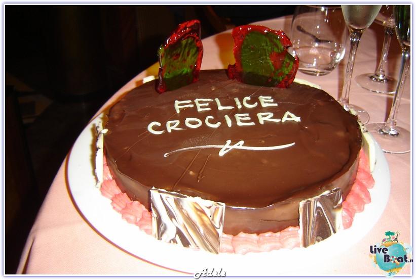 """Le Perle del caribe"" Costa Mediterranea 30/01/11-06/02/11-foto-torta-leperledelcaribe-forumcrociereliveboat-3-jpg"