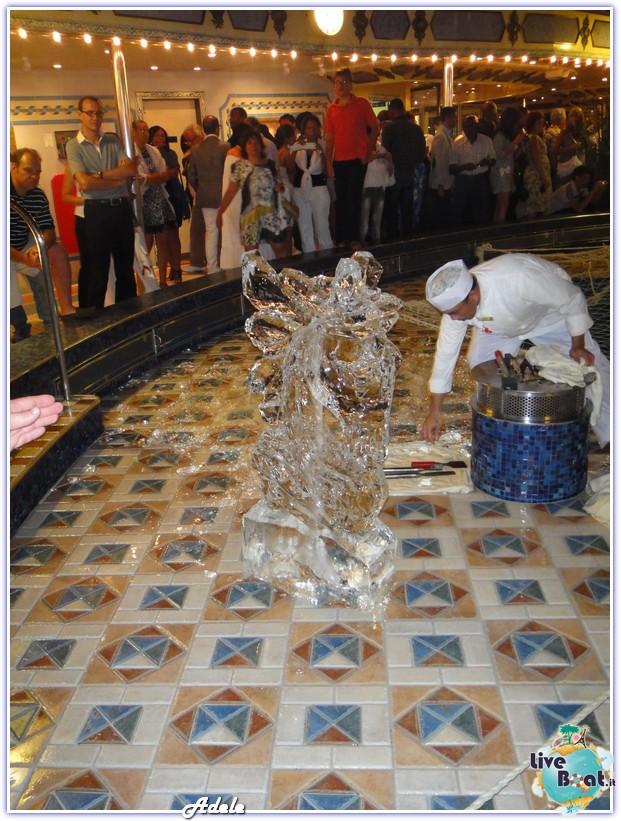 """Le Perle del caribe"" Costa Mediterranea 30/01/11-06/02/11-foto-sculture-leperledelcaribe-forumcrociereliveboat-2-jpg"