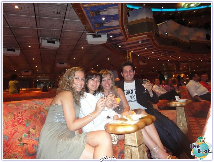 """Le Perle del caribe"" Costa Mediterranea 30/01/11-06/02/11-foto-torta-leperledelcaribe-forumcrociereliveboat-5-jpg"