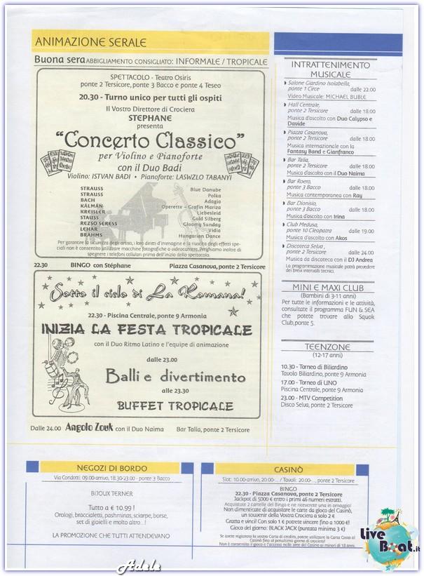 """""""Le Perle del caribe"""" Costa Mediterranea 30/01/11-06/02/11-today-laromana-leperledelcaribe-forumcrociereliveboat-3-jpg"""