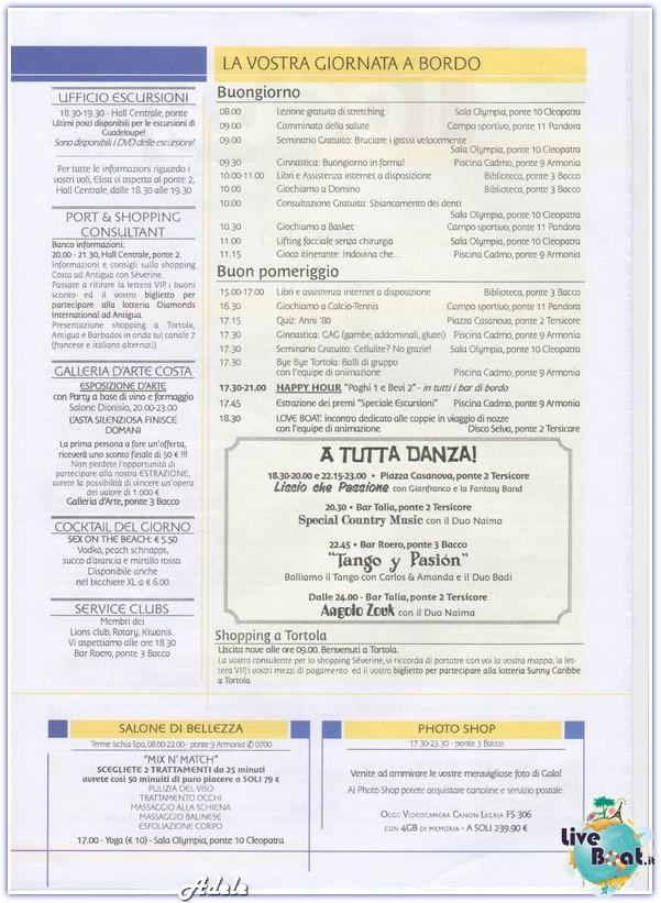 """""""Le Perle del caribe"""" Costa Mediterranea 30/01/11-06/02/11-today-tortola-leperledelcaribe-forumcrociereliveboat-2-jpg"""