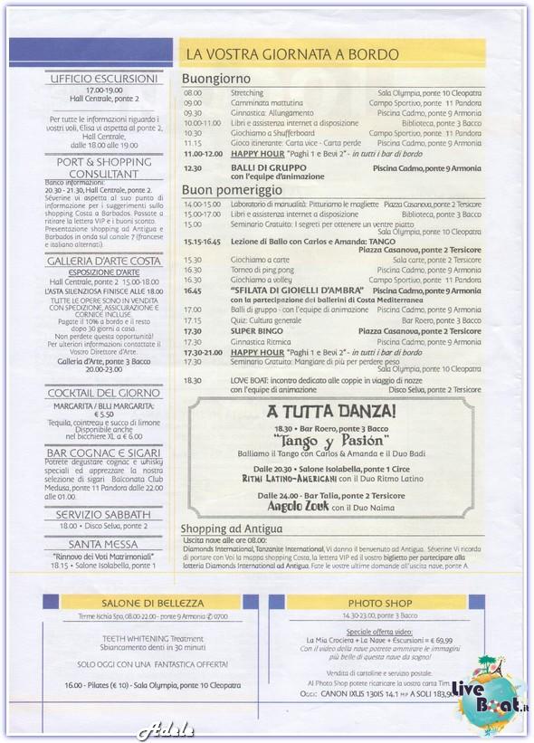 """""""Le Perle del caribe"""" Costa Mediterranea 30/01/11-06/02/11-today-antigua-leperledelcaribe-forumcrociereliveboat-2-jpg"""