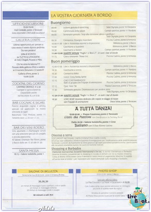 """""""Le Perle del caribe"""" Costa Mediterranea 30/01/11-06/02/11-today-barbados-leperledelcaribe-forumcrociereliveboat-2-jpg"""