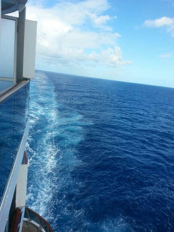 2014/03/26 - Navigazione - Costa Mediterranea-uploadfromtaptalk1395837815477-jpg