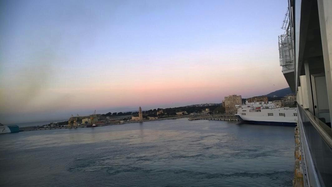 2014/04/01 Palma di Majorca Costa Pacifica-uploadfromtaptalk1396346333441-jpg