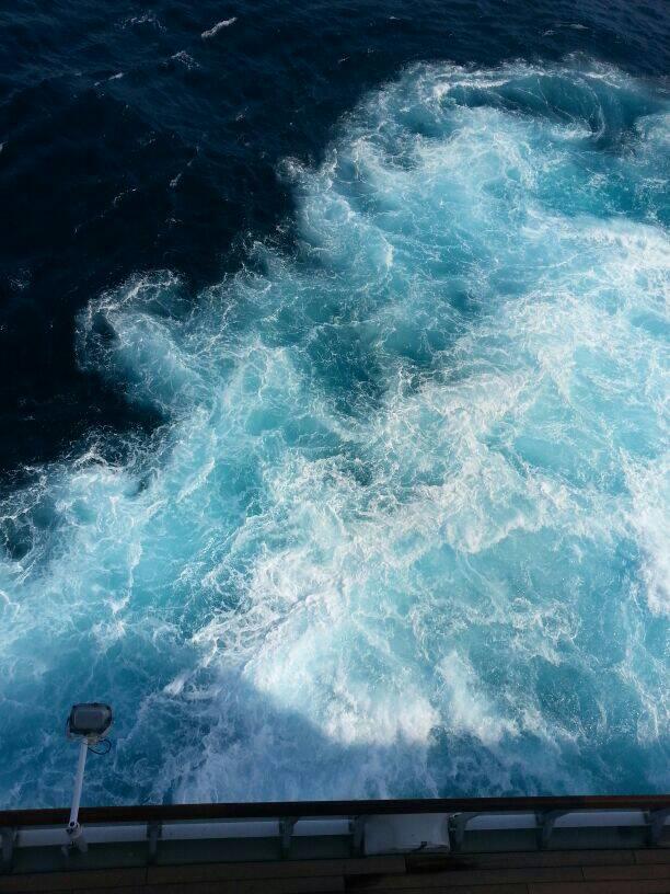 2014/04/02 - Navigazione - Costa Mediterranea-uploadfromtaptalk1396477889273-jpg