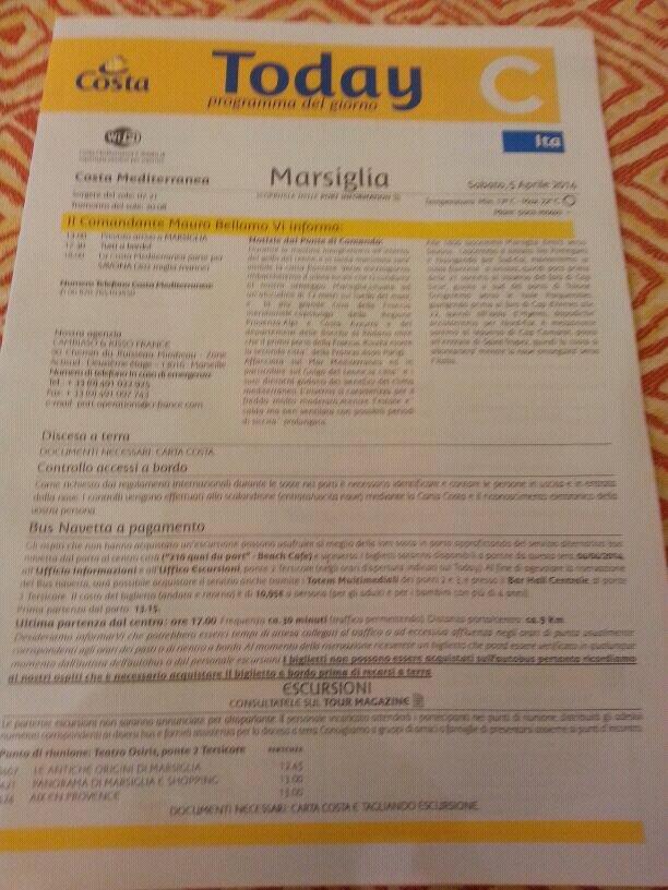 2014/04/04 - Marsiglia - Costa Mediterranea-uploadfromtaptalk1396690086524-jpg