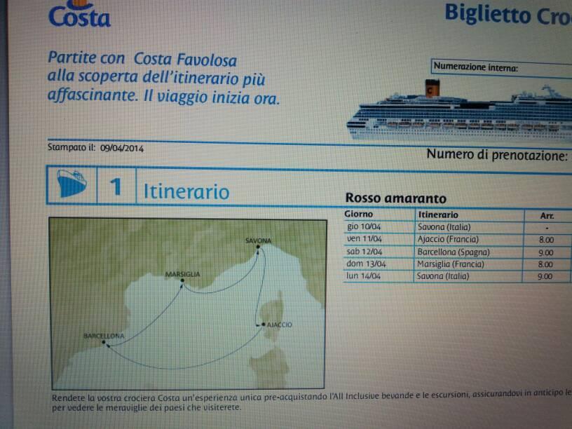 2014/04/10 Partenza da Savona Costa Favolosa-uploadfromtaptalk1397053617019-jpg