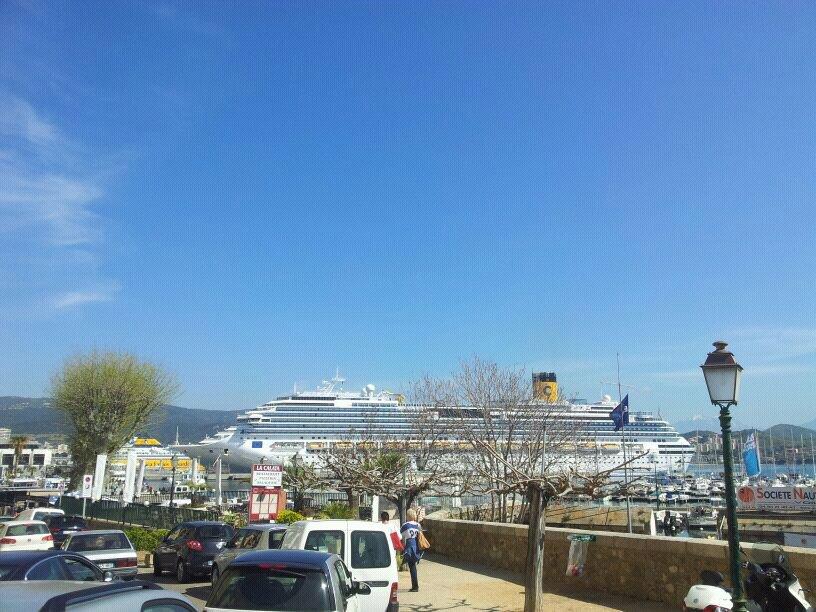 2014/04/11 - Ajaccio - Costa Favolosa-uploadfromtaptalk1397213128855-jpg
