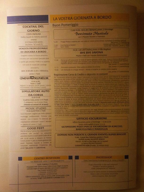2014/04/10 Partenza da Savona Costa Favolosa-uploadfromtaptalk1397303038723-jpg