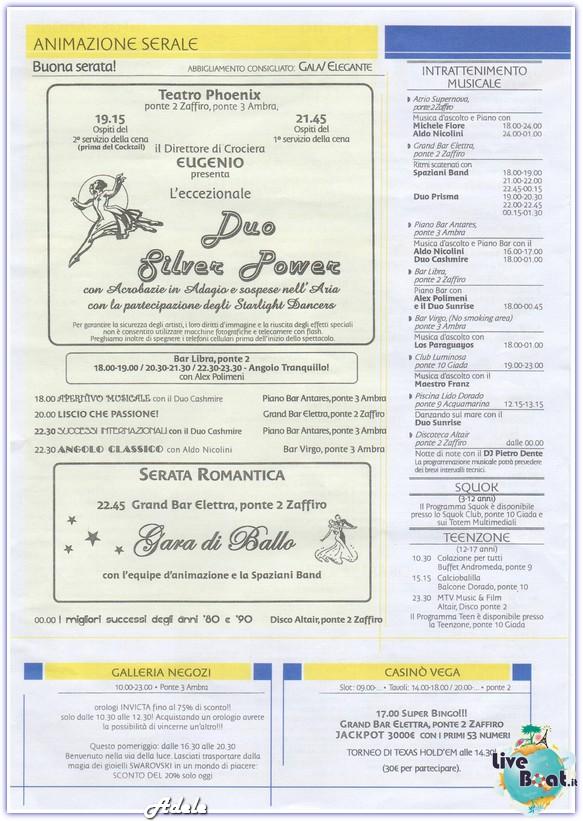 Costa Luminosa -Le terre dei Vichinghi 27/07/2013 03/08/2013-navigazione2-jpg