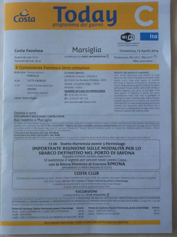 2014/04/13 - Marsiglia - Costa Favolosa-uploadfromtaptalk1397397805044-jpg