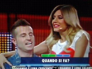 """Stefano 86 a """"Avanti un altro"""" Canale 5-uploadfromtaptalk1397928917479-jpg"""