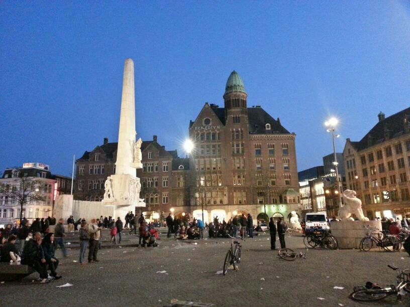 2014/04/19 Amsterdam MSC Magnifica-uploadfromtaptalk1397945600864-jpg