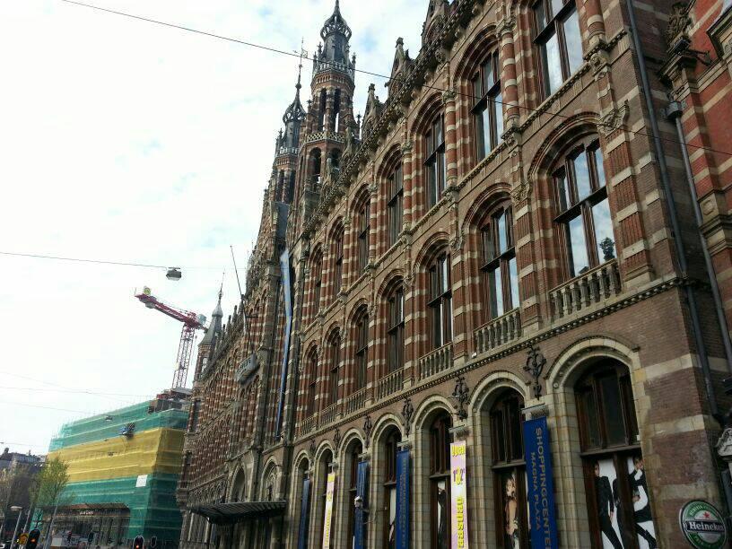 2014/04/20 Amsterdam MSC Magnifica-uploadfromtaptalk1397983438961-jpg