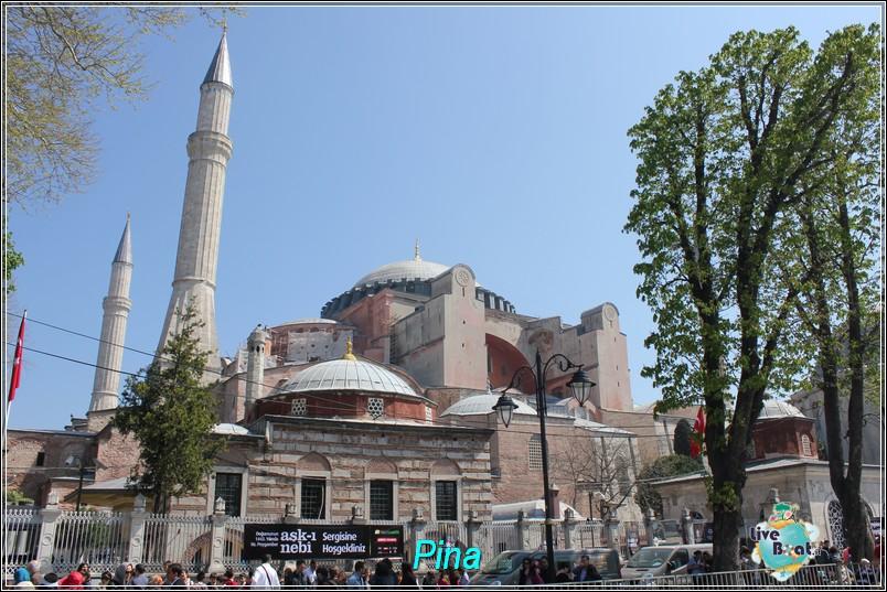 Cosa visitare a Istanbul -Turchia--foto-mscpreziosa-santasofia-liveboat-crociere-2-jpg
