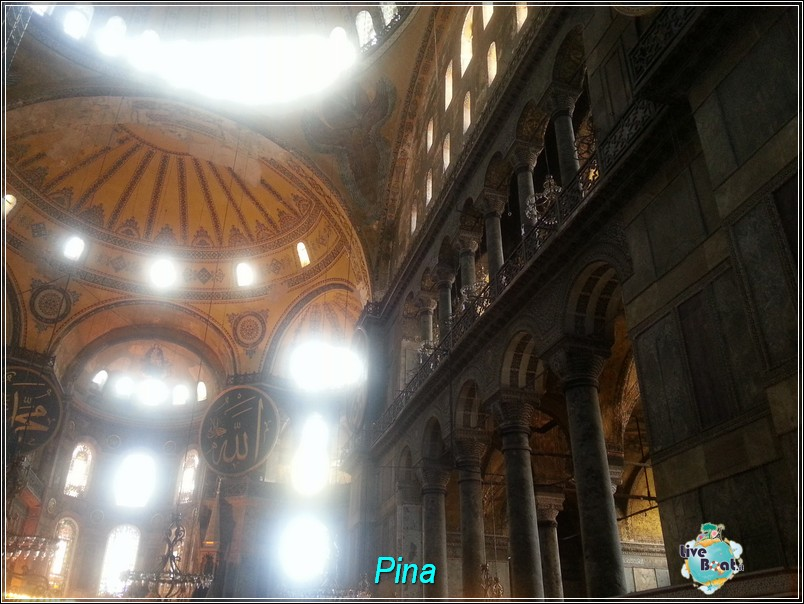 Cosa visitare a Istanbul -Turchia--foto-mscpreziosa-santasofia-liveboat-crociere-5-jpg