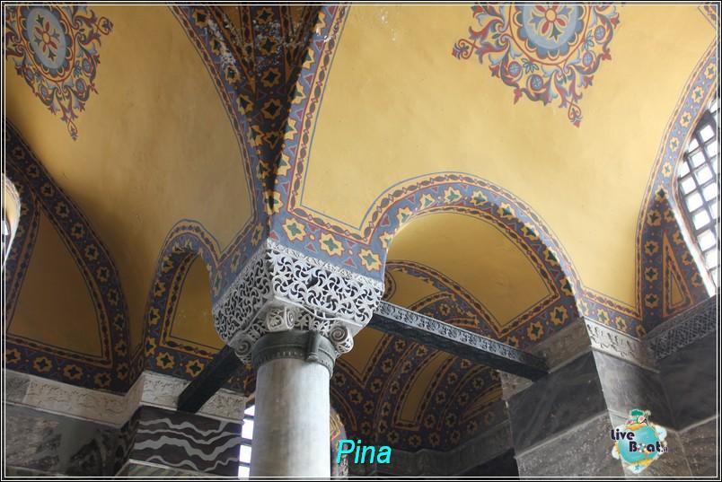 Cosa visitare a Istanbul -Turchia--foto-mscpreziosa-santasofia-liveboat-crociere-12-jpg