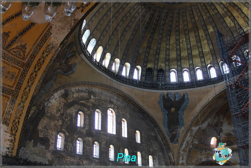 Cosa visitare a Istanbul -Turchia--foto-mscpreziosa-santasofia-liveboat-crociere-30-jpg