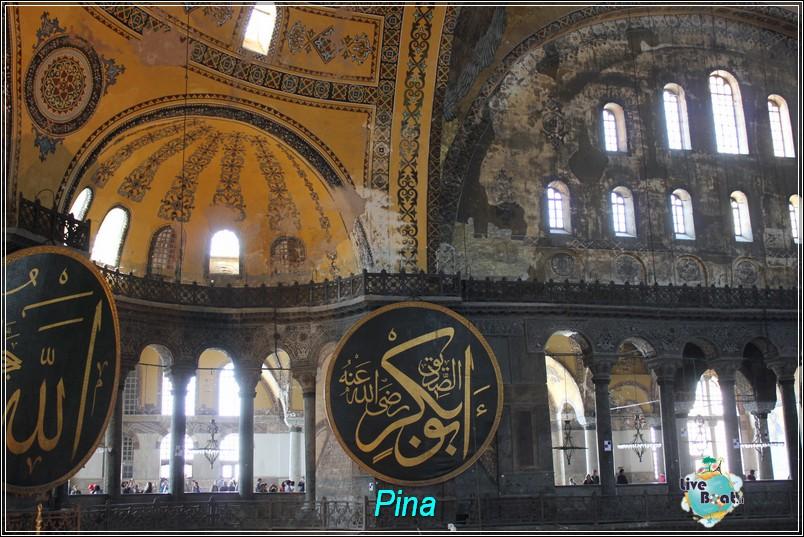 Cosa visitare a Istanbul -Turchia--foto-mscpreziosa-santasofia-liveboat-crociere-32-jpg