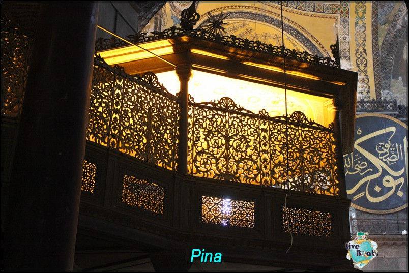 Cosa visitare a Istanbul -Turchia--foto-mscpreziosa-santasofia-liveboat-crociere-33-jpg