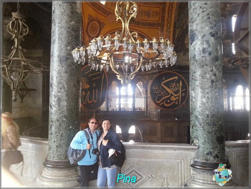 Cosa visitare a Istanbul -Turchia--foto-mscpreziosa-santasofia-liveboat-crociere-35-jpg