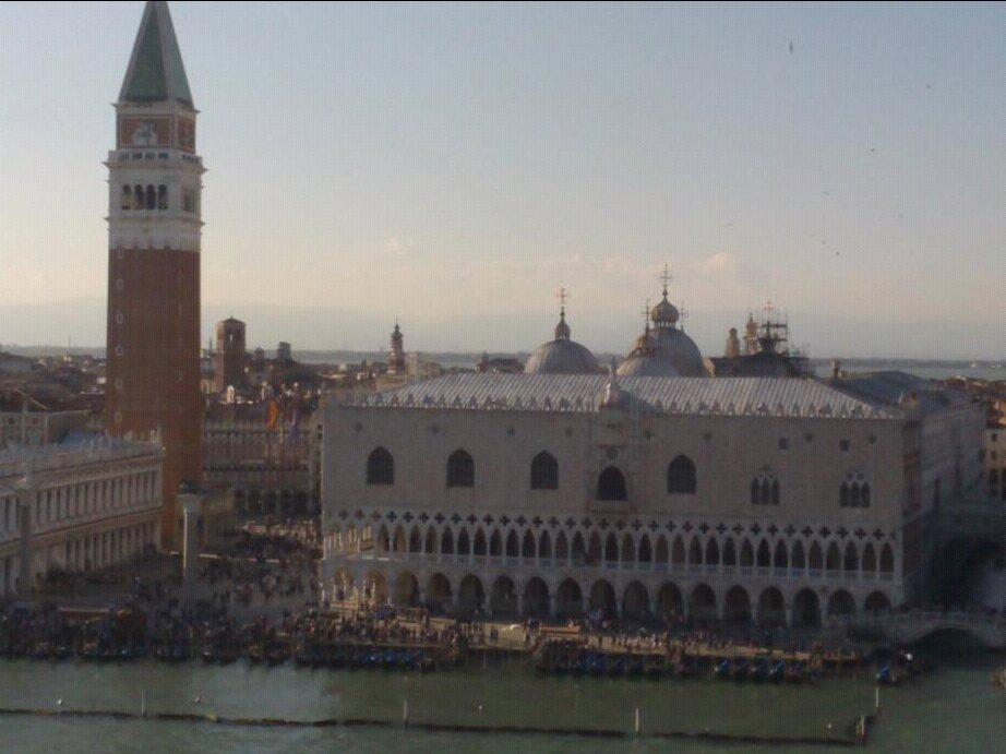 2014/05/04 partenza Venezia Costa Magica-uploadfromtaptalk1399222154962-jpg