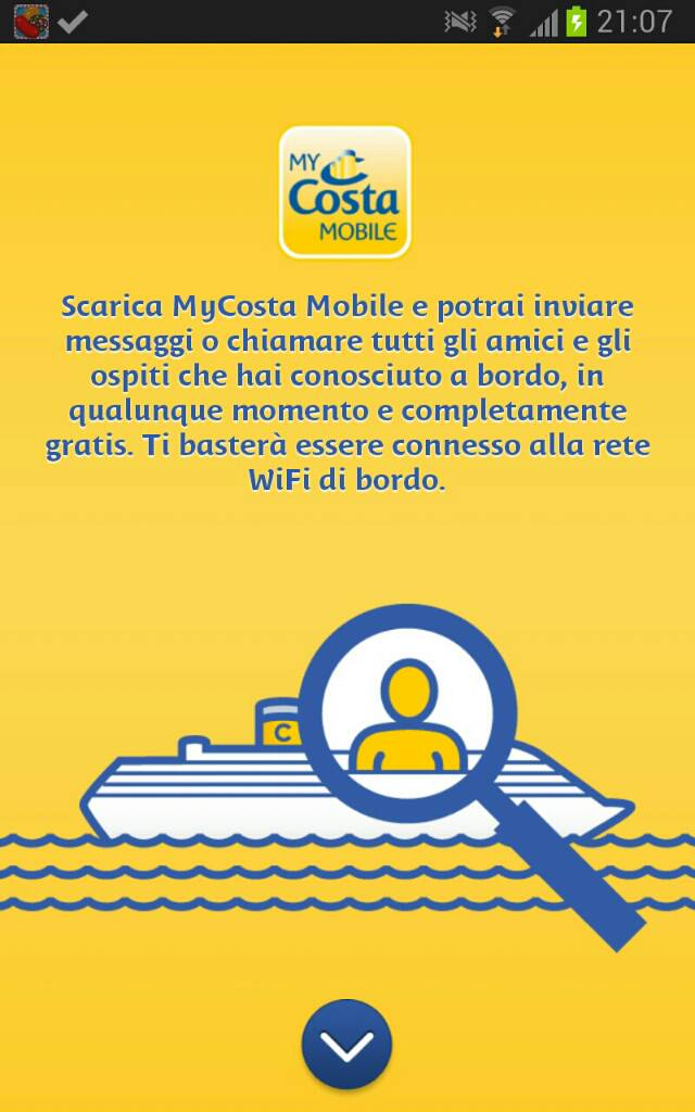 2014/05/04 partenza Venezia Costa Magica-uploadfromtaptalk1399231020429-jpg