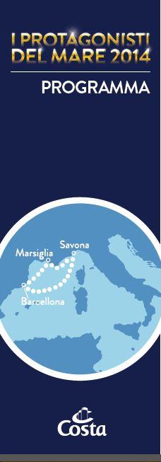"""""""Protagonisti del mare"""" 2014 Costa Crociere-protagonisti-mare-2014-1-jpg"""